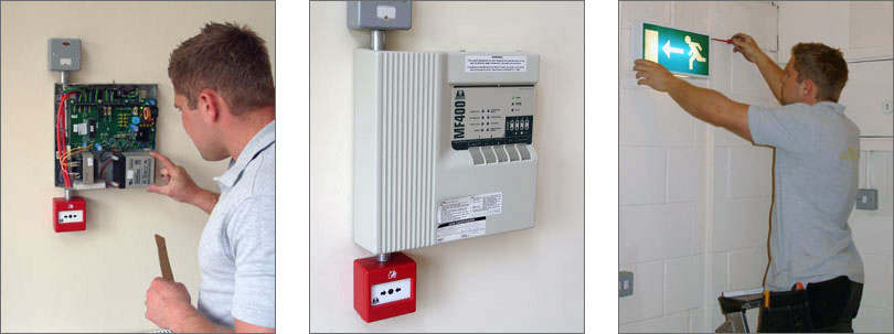 Experienced Installers Of Emergency Lighting Fire Alarms
