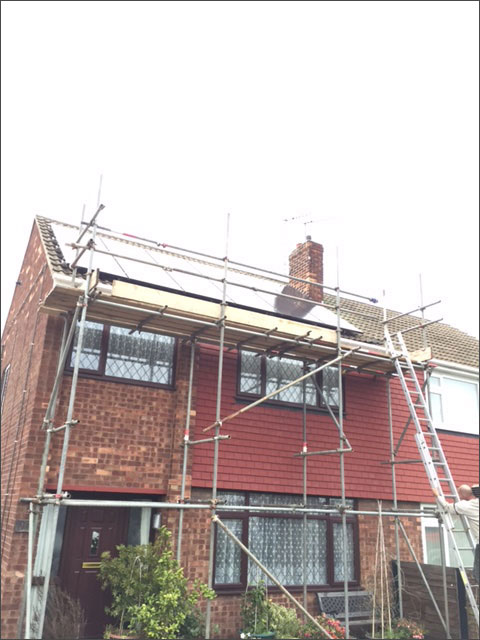 Projects Trent Valley Electrical Services